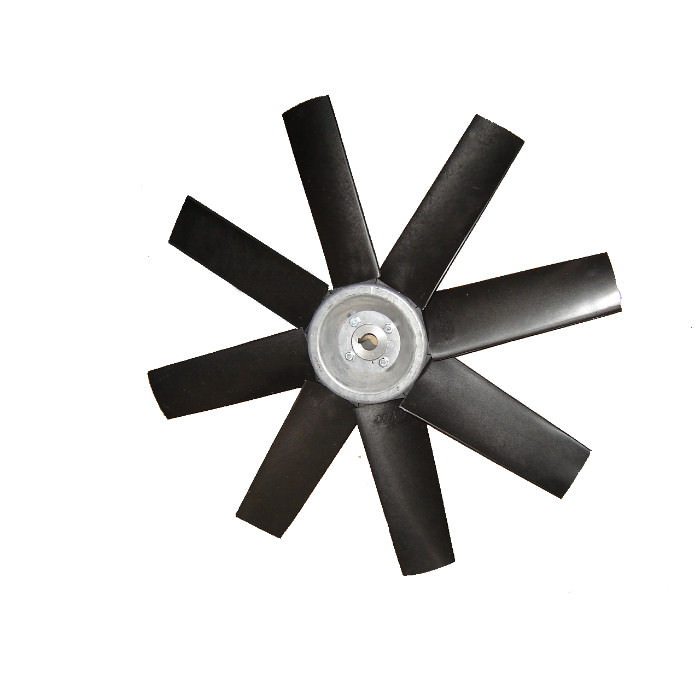 Hélice 8 Pás em Nylon - Lasil Equipamentos para Cerâmica