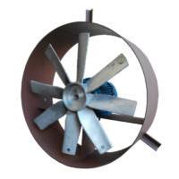 Ventilador Axial - Lasil Equipamentos para Cerâmica