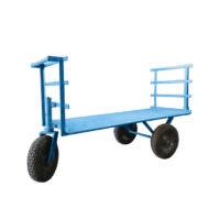 Carrinho com 3 rodas - Lasil Equipamentos para Cerâmica